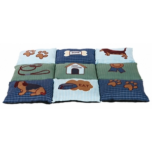 Tapis Patchwork Chien ou Chat