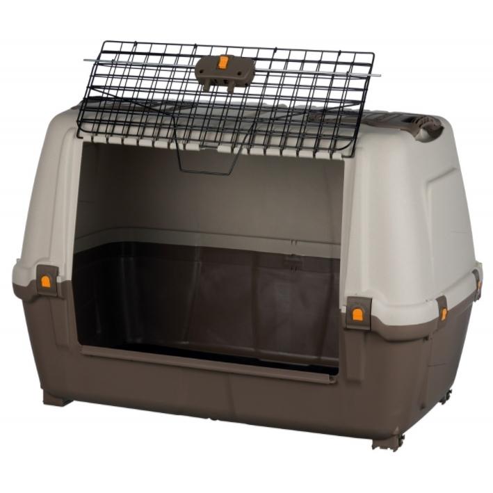 cage de transport pour chien sp ciale voiture skudo car. Black Bedroom Furniture Sets. Home Design Ideas
