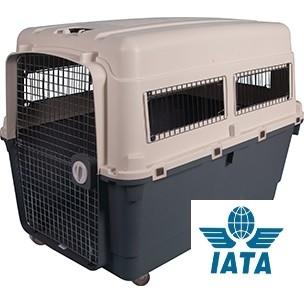 caisse de transport pour chiens grande taille kennel la. Black Bedroom Furniture Sets. Home Design Ideas