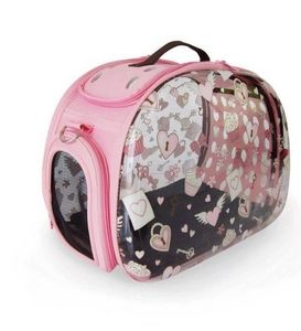 Sac de Transport pour Chien et Chat - Hello World