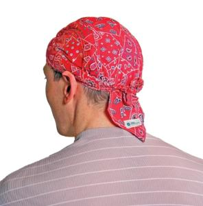 Bandanas Scullycap pour Adulte - Aqua coolkeeper
