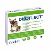 Pipettes Antiparasitaire Petit Chien ou Chat - Duoflect